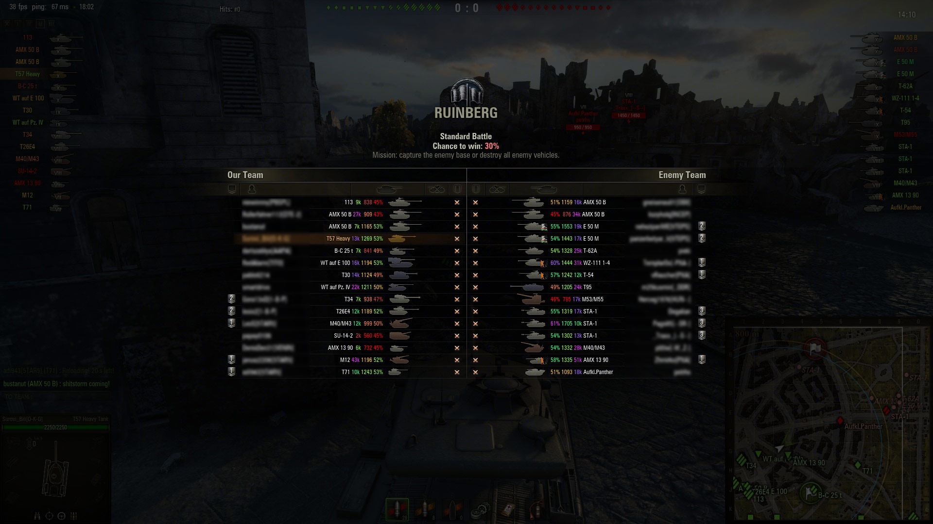 How to get better matchmaking wot