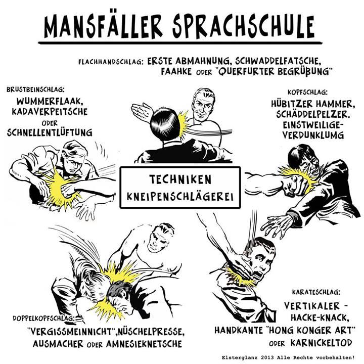 Mansfäller Sprachschule