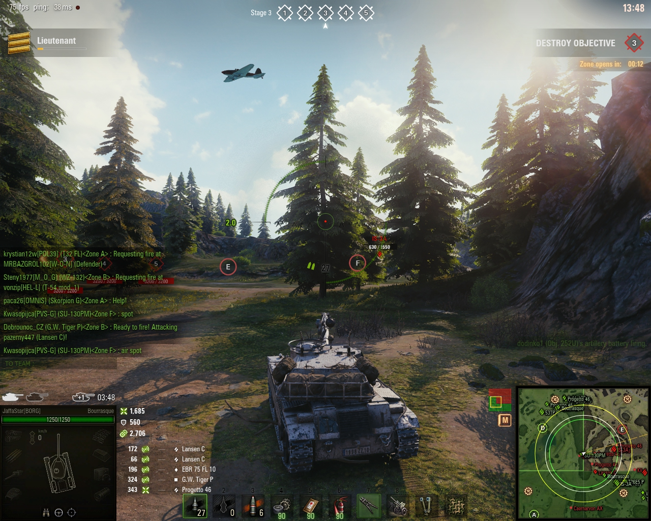 Гайд по amx cdc в world of tanks