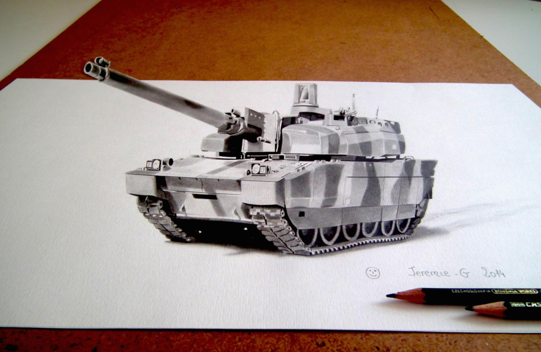 Dessin anamorphose 3d divers world of tanks official forum for Dessin 3d