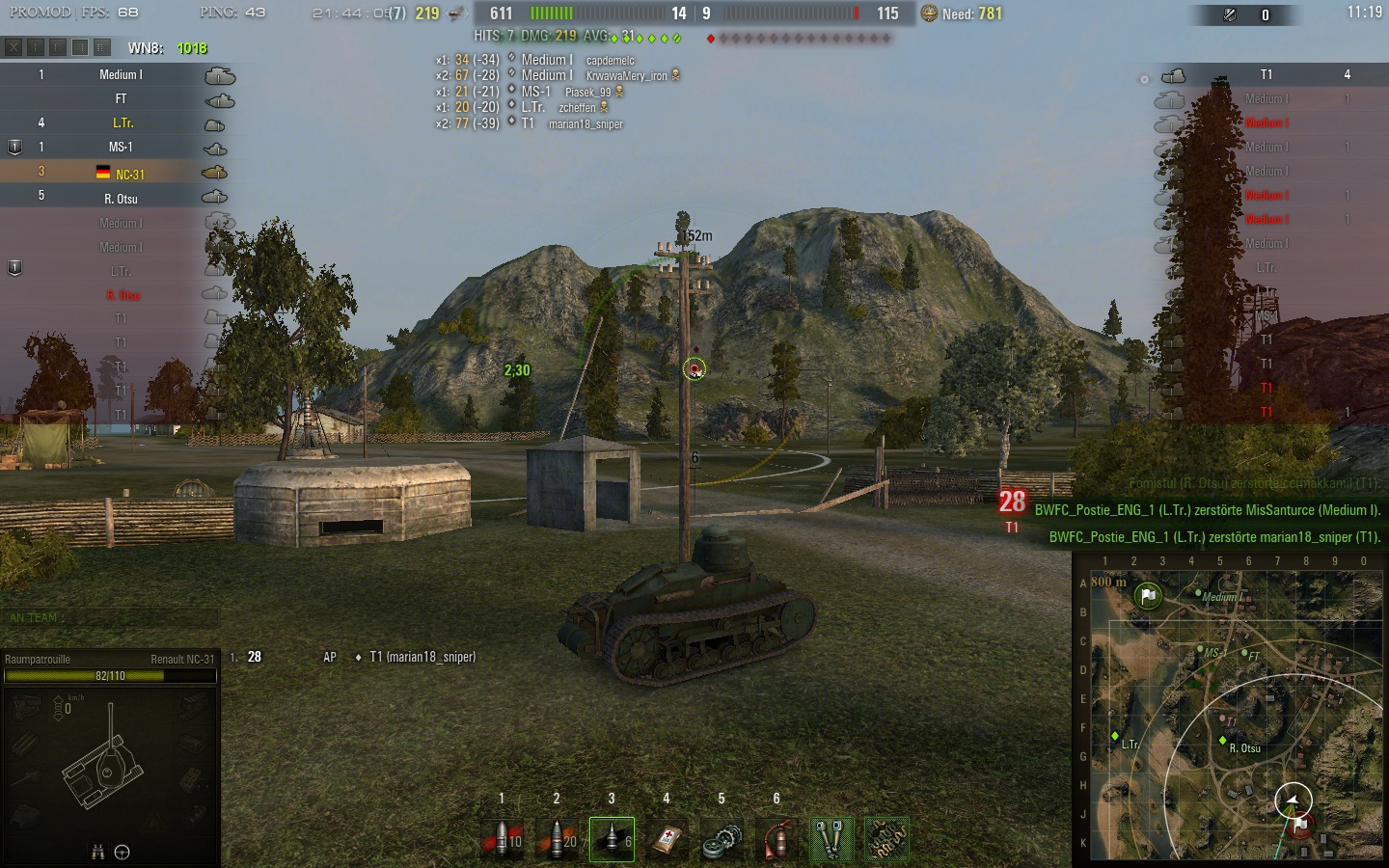 cheat world of tanks 2015