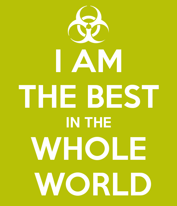 I Am Best In The World Logo i-am-the-best-in-the-whole-