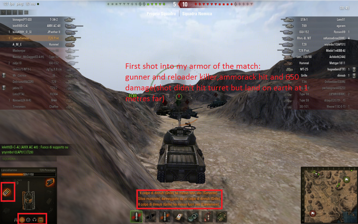 T28 Proto Armor Turret Omg Tank Destroyers World Of