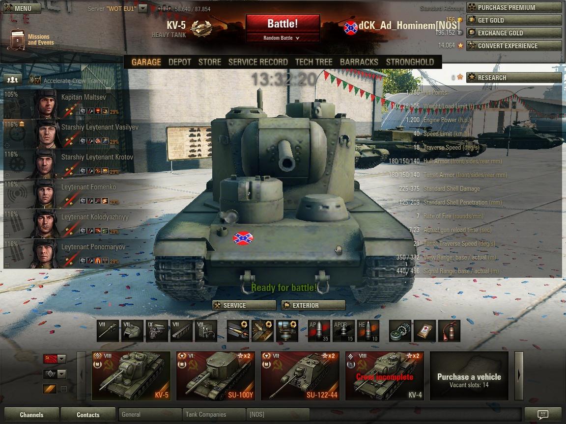 KV-5 - a Guide - Heavy Tanks - World of Tanks official forum
