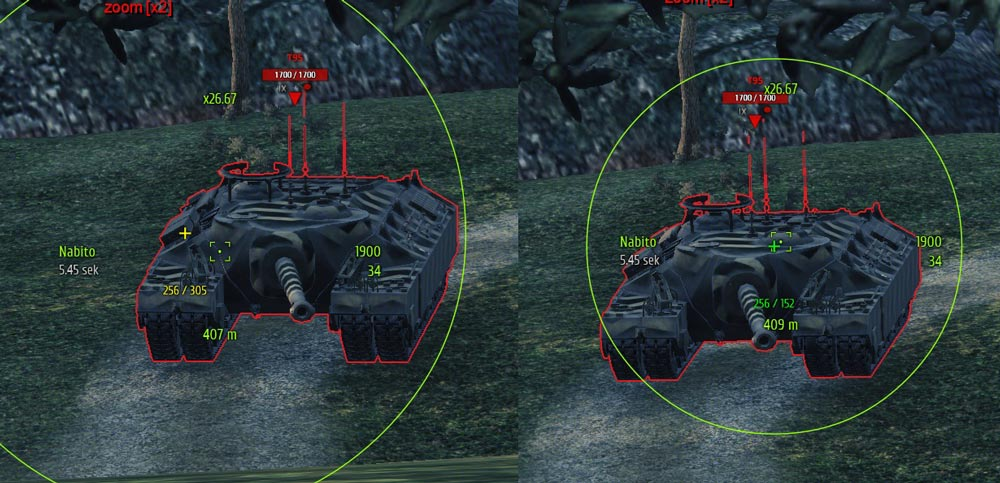 armer protection mod for world of tanks