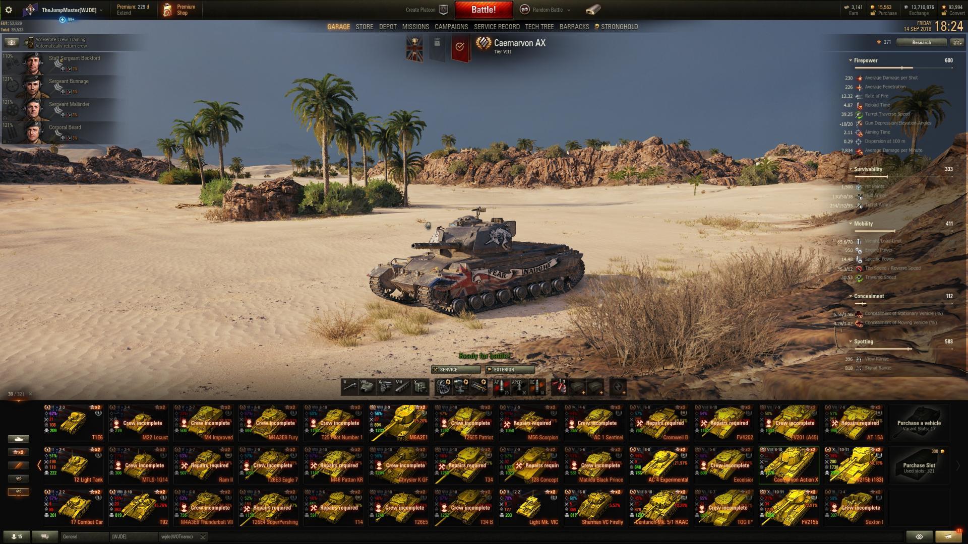 World Of Tanks Eu Gameplay