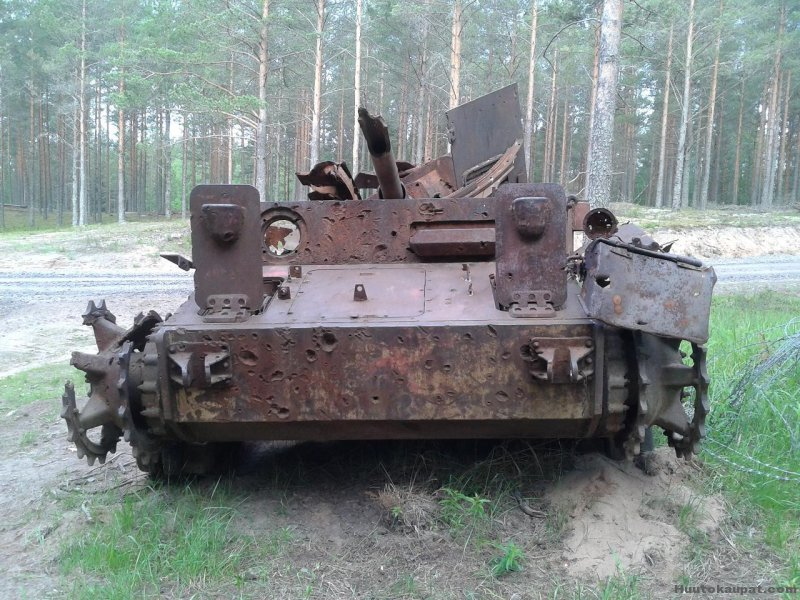 Pz IV auctioned in Pori Brigade, Finland - Gameplay