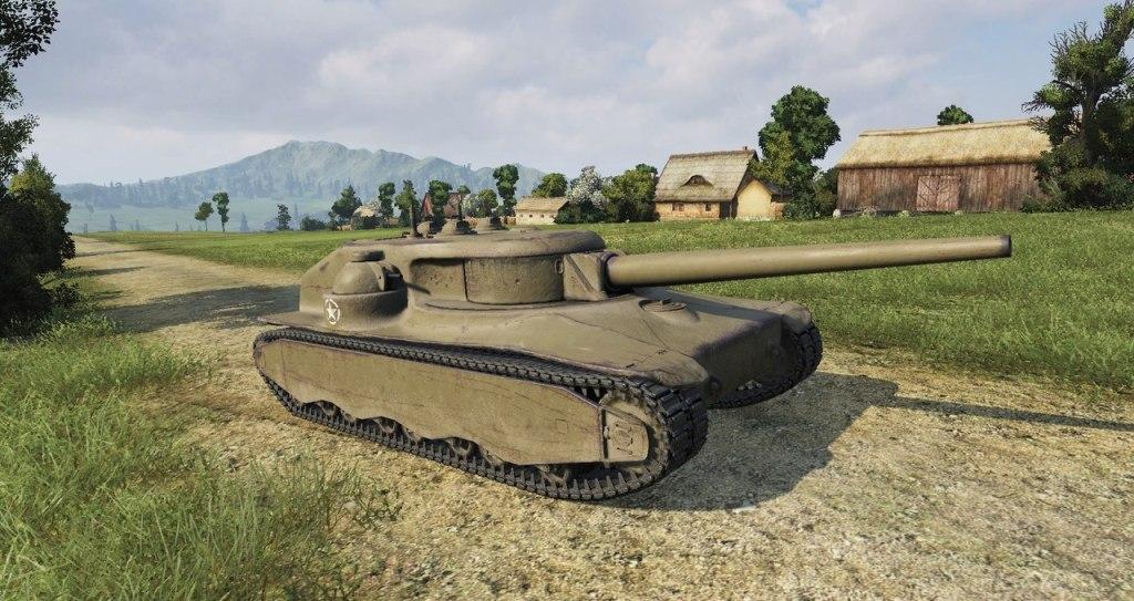 T28 HTC - (Belohnungspanzer auf T7) - Jagdpanzer - World