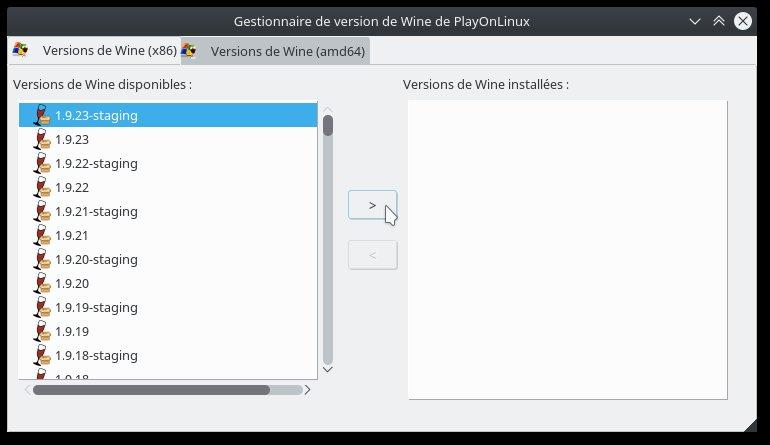 Tuto wot sous linux kubuntu playonlinux tactiques for La fenetre chardonnay