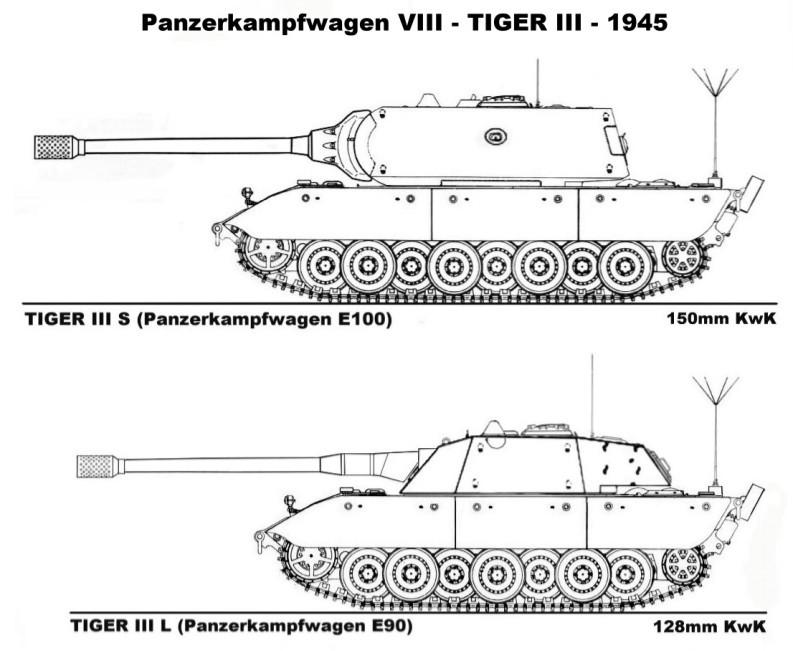 Deutsche schwere und mittlere Panzerkampfwagen - Schwere ...