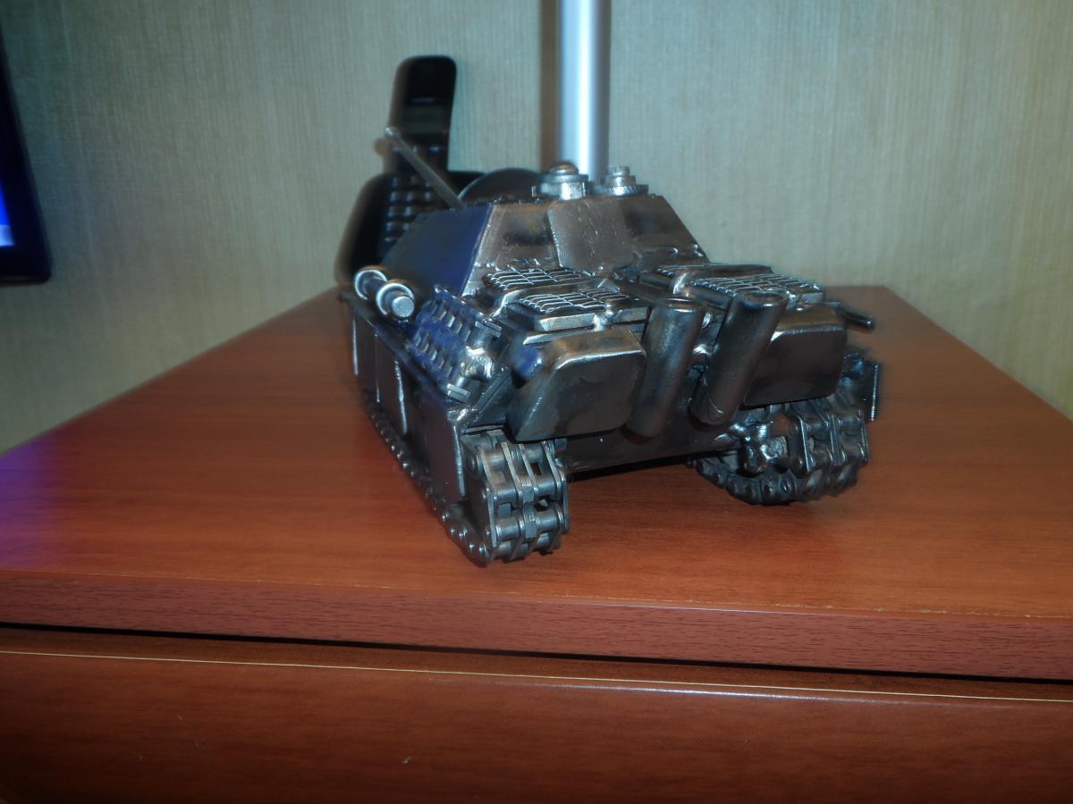 Металлические модели танков World of tanks - Kb-aero ru