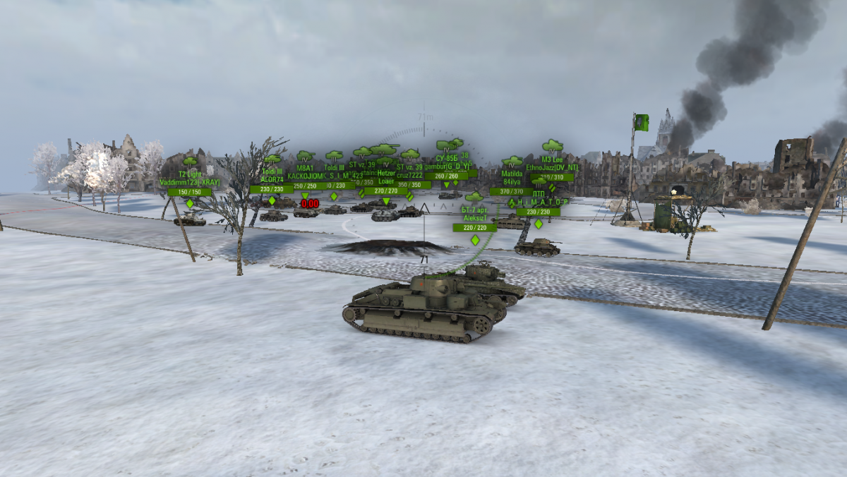 World of tanks пила
