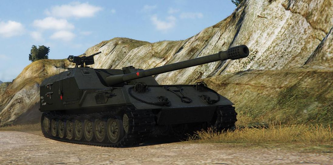 is 7 world of tanks blitz