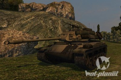 World of tanks е 54