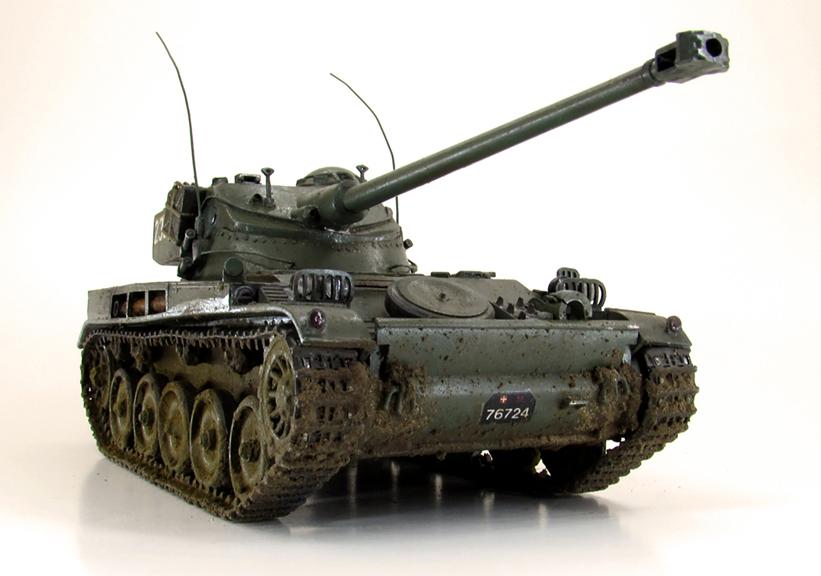 Танк Амх 13 75