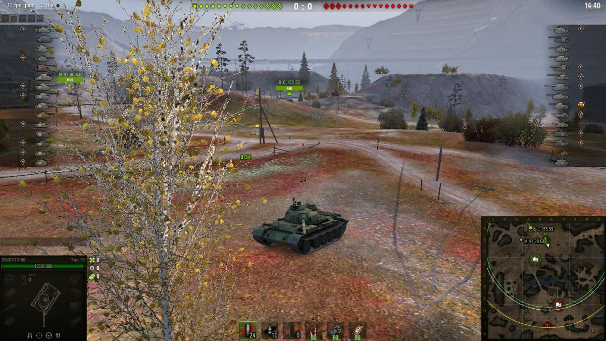 Модпаки для тест world of tanks