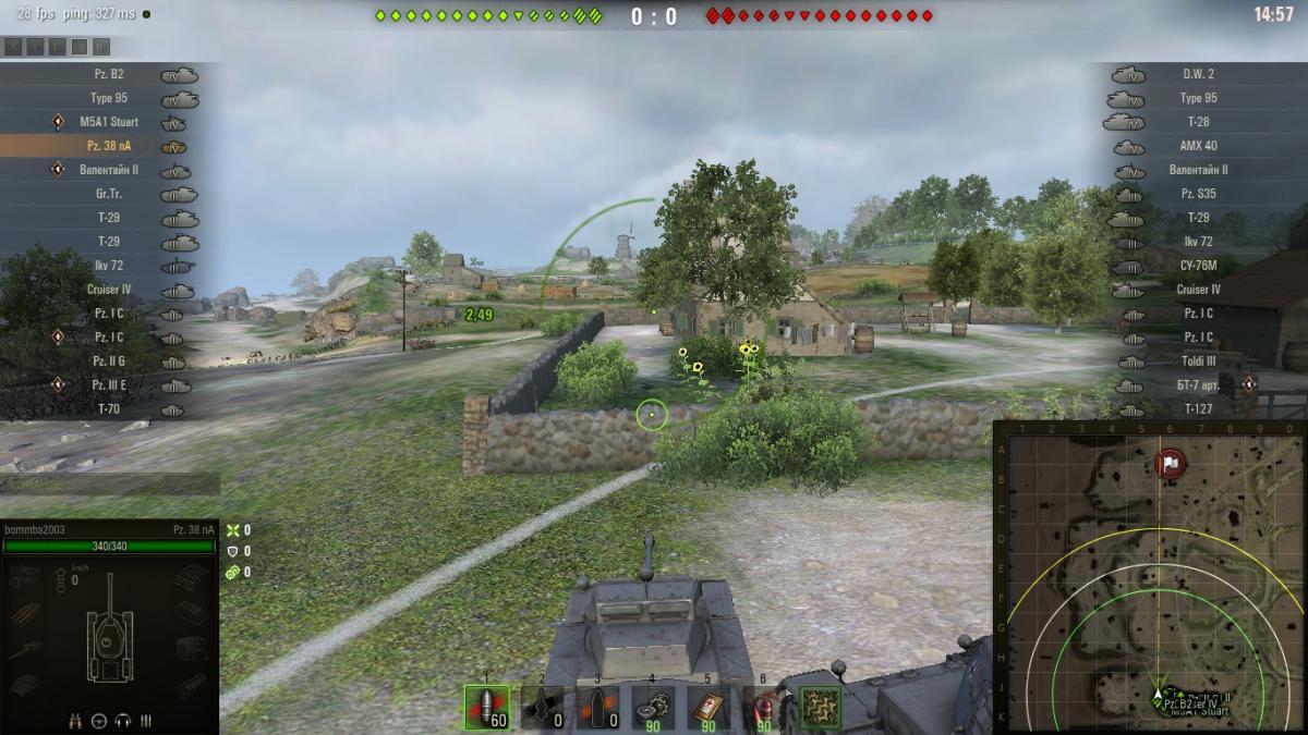 Как поднять FPS в World of Tanks? Читайте подробную инструкцию 20