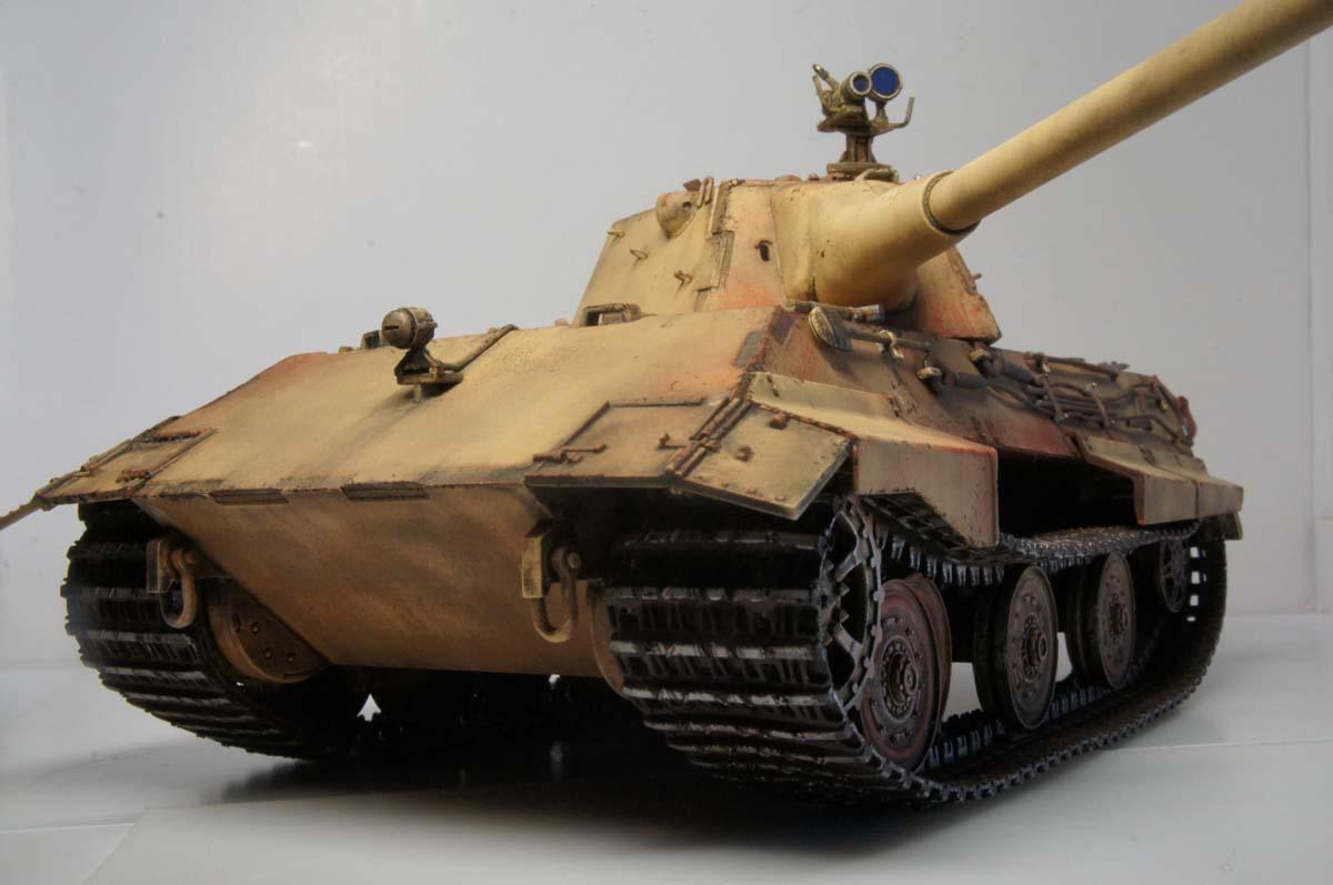Е-50, еще один - Моделизм - Официальный форум игры World of Tanks ...
