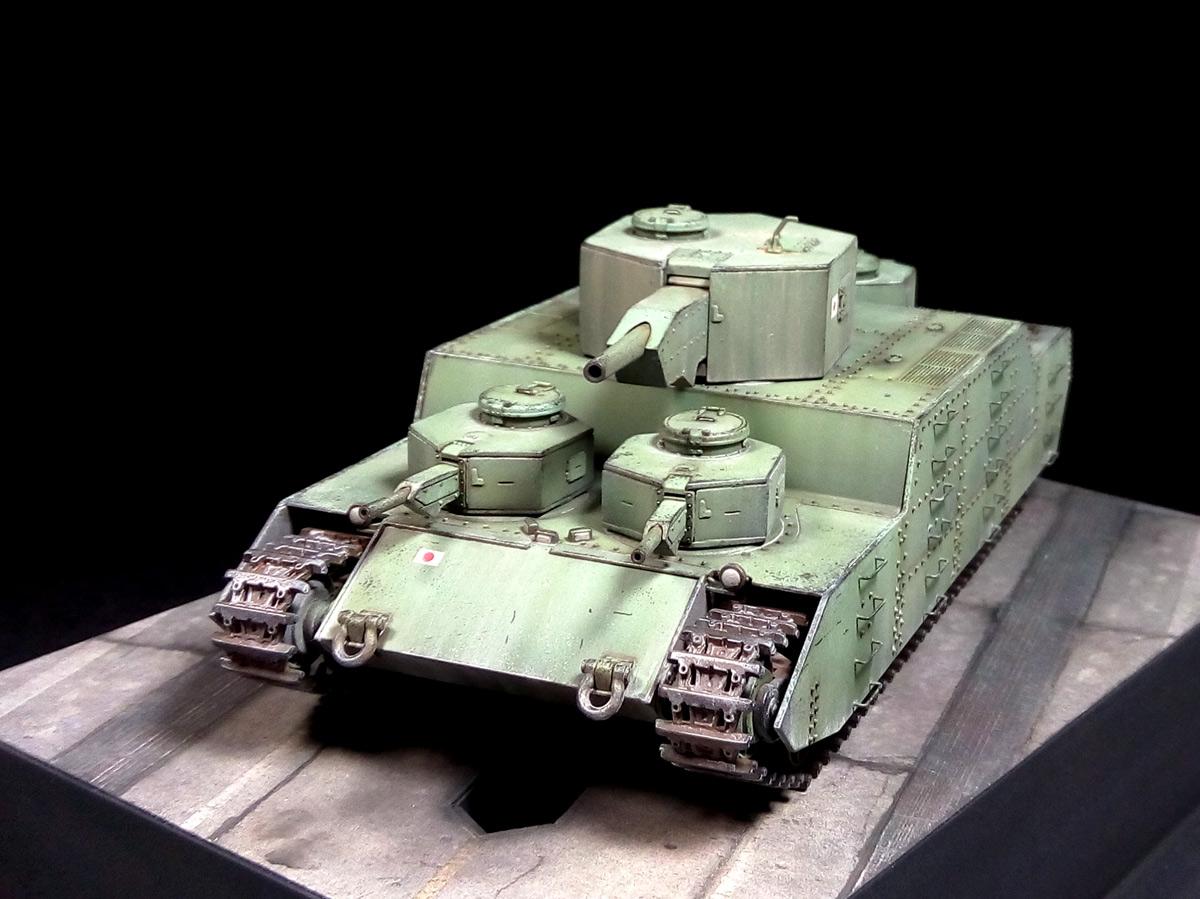 Мастер класс покраска модели танков