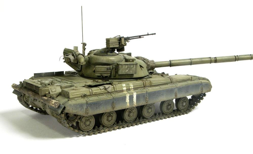 т-62 модель фото