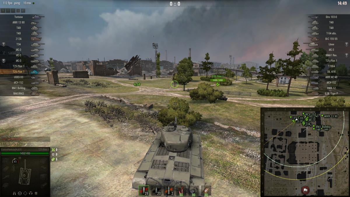 Как поднять FPS в World of Tanks? Читайте подробную инструкцию 57