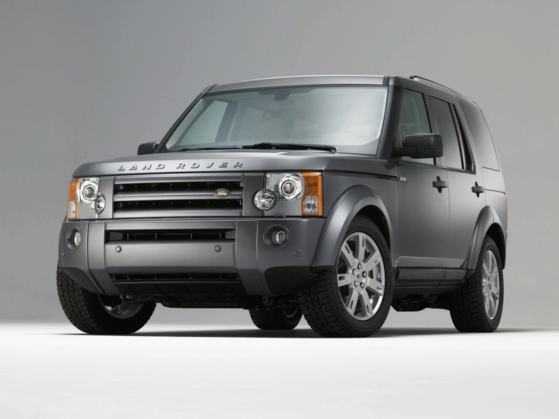Land rover discovery 5 фото