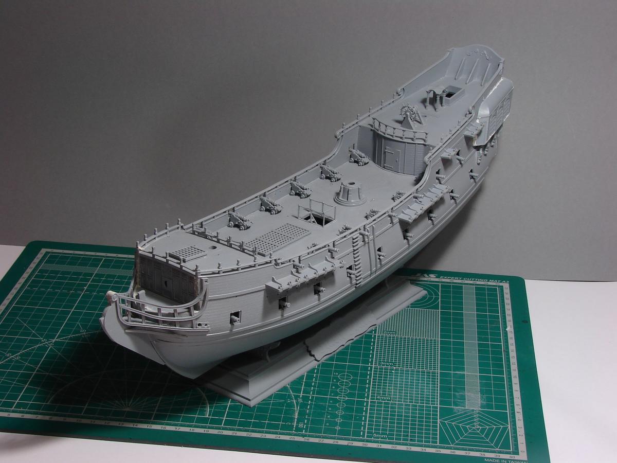 Корабль из дерева своими руками черная жемчужина 25