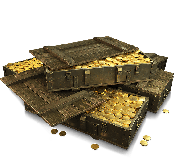 world of tanks gold prices pc