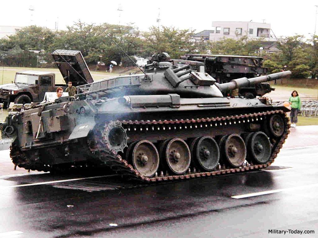Танк STB-1 — японский СТ 1 - WoT-lol ru