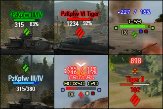 World of tanks v tas ix
