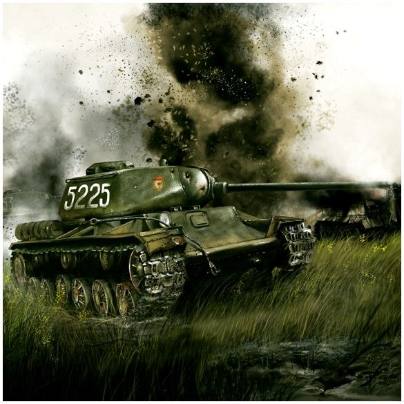 Какая пушка лучше на ис в world of tanks blitz