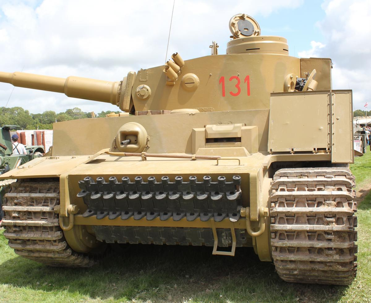 tiger tank The tiger i (its official designation being panzerkampfwagen vi tiger ausfe) was a german heavy tank and one of the most famous and well-known armoured vehicles of all time.